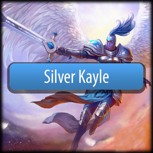 Comprar Riot Silver Kayle League Of Legends Skin Tarjeta Prepago Comparar Precios