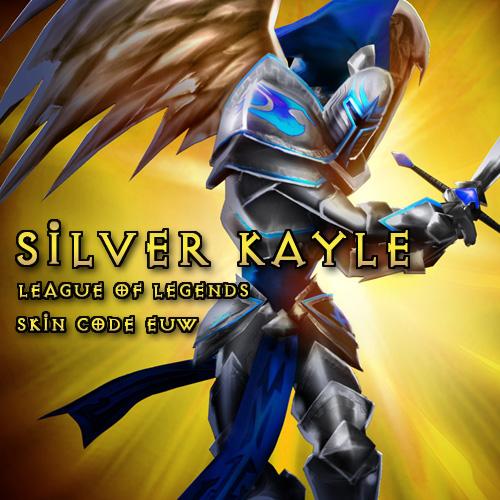 Comprar Riot Silver Kayle League Of Legends Skin EUW Tarjeta Prepago Comparar Precios