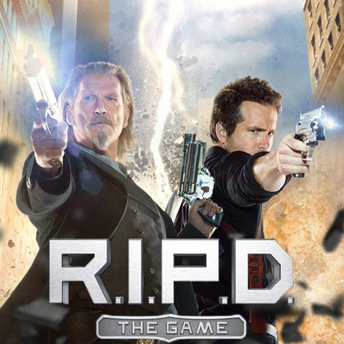 Descargar R.I.P.D. The Game - PC key Steam
