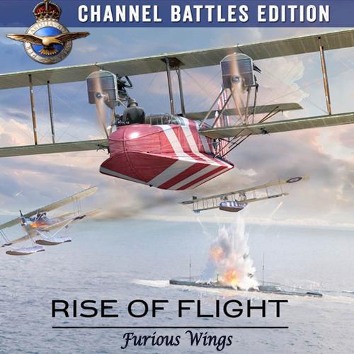 Comprar Rise of Flight Channel Battles Edition Furious Wings CD Key Comparar Precios