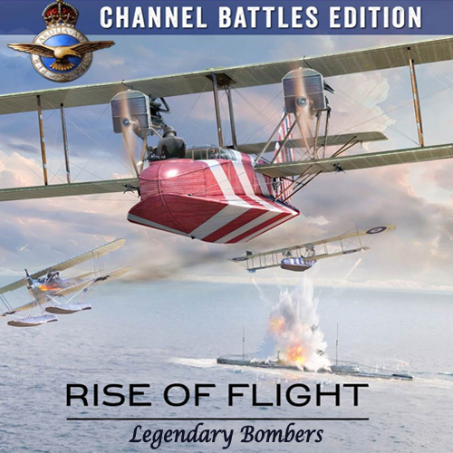 Comprar Rise of Flight Channel Battles Edition Legendary Bombers CD Key Comparar Precios