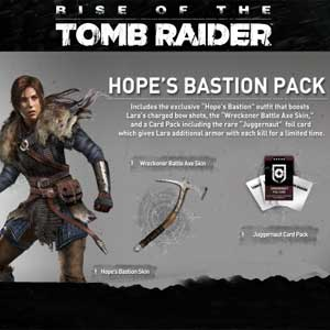 Comprar Rise of the Tomb Raider Hopes Bastion Outfit Pack CD Key Comparar Precios