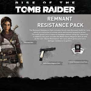 Comprar Rise of the Tomb Raider Remnant Resistance Pack Outfit Pack CD Key Comparar Precios