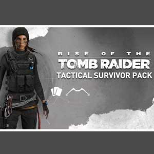 Comprar Rise of the Tomb Raider Tactical Survivor Outfit Pack CD Key Comparar Precios