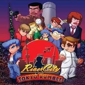Comprar River City Tokyo Rumble 3DS Descargar Código Comparar precios