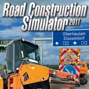 Comprar Road Construction Simulator 2011 CD Key Comparar Precios