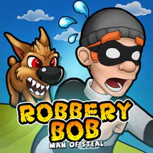 Robbery Bob Man of Steal