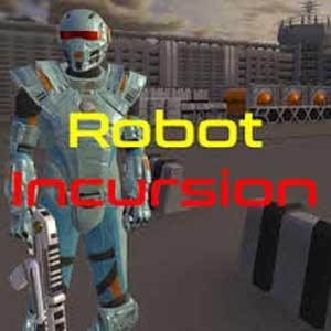 Comprar Robot Incursion CD Key Comparar Precios