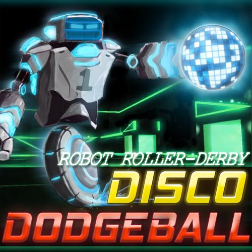 Comprar Robot Roller-Derby Disco Dodgeball CD Key Comparar Precios