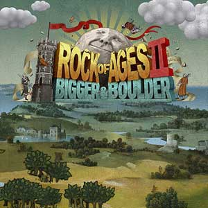 Comprar Rock of Ages 2 Bigger & Boulder CD Key Comparar Precios