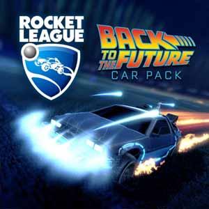 Comprar Rocket League Back to the Future Car Pack CD Key Comparar Precios