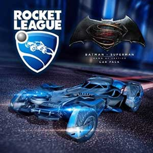 Comprar Rocket League Batman v Superman Dawn of Justice Car Pack CD Key Comparar Precios