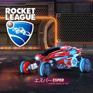 Rocket League Esper