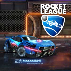 Comprar Rocket League Masamune CD Key Comparar Precios