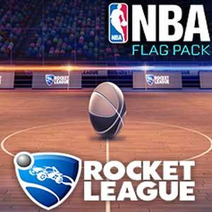 Comprar Rocket League NBA Flag Pack CD Key Comparar Precios