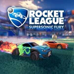 Comprar Rocket League Supersonic Fury CD Key Comparar Precios
