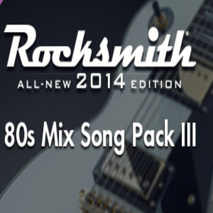 Rocksmith 2014 80s Mix Song Pack 3