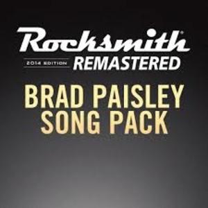 Rocksmith 2014 Brad Paisley Song Pack