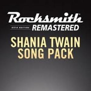 Rocksmith 2014 Shania Twain Song Pack