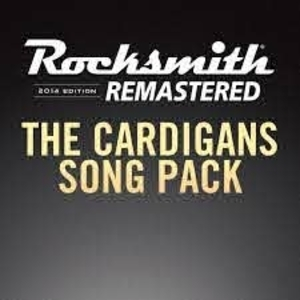 Rocksmith 2014 The Cardigans Song Pack