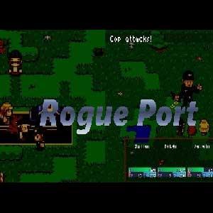 Comprar Rogue Port Red Nightmare CD Key Comparar Precios