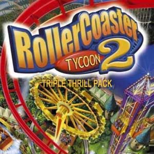 Comprar RollerCoaster Tycoon 2 Triple Thrill Pack CD Key Comparar Precios