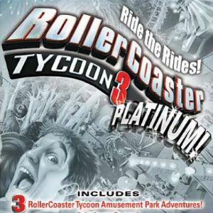 Comprar RollerCoaster Tycoon 3 Platinum CD Key Comparar Precios