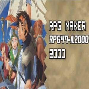 Comprar RPG Maker 2000 CD Key Comparar Precios
