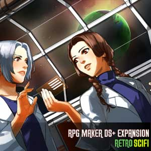 Comprar RPG Maker DS Plus Expansion Retro SciFi Pack CD Key Comparar Precios