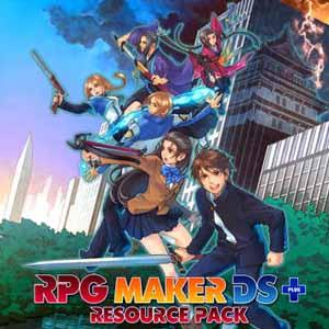 Comprar RPG Maker DS Plus Resource Pack CD Key Comparar Precios