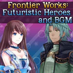 Comprar RPG Maker Frontier Works Futuristic Heroes and BGM CD Key Comparar Precios