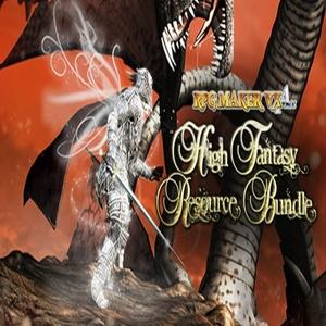 RPG Maker High Fantasy Resource Pack