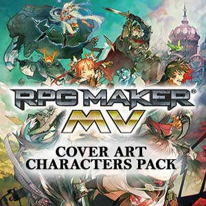Comprar RPG Maker MV Cover Art Characters Pack CD Key Comparar Precios