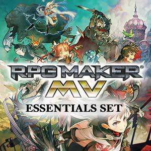 Comprar RPG Maker MV Essentials Set CD Key Comparar Precios