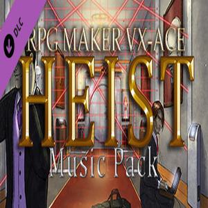 RPG Maker VX Ace Heist Music Pack