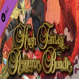 RPG Maker VX Ace High Fantasy Resource Pack
