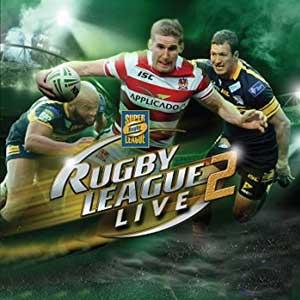 Comprar Rugby League Live 2 Ps3 Code Comparar Precios