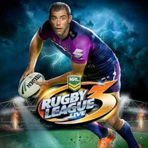 Comprar Rugby League Live 3 PS3 Code Comparar Precios
