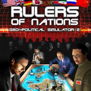 Comprar Rulers of Nations Geo-Political Simulator 2 CD Key Comparar Precios