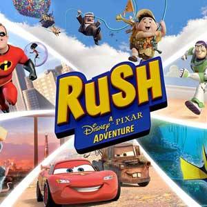 Comprar RUSH A Disney PIXAR Adventure CD Key Comparar Precios