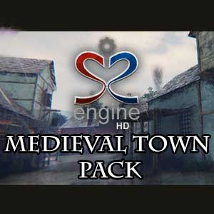 Comprar S2ENGINE HD Medieval Town Pack CD Key Comparar Precios