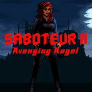 Saboteur 2 Avenging Angel