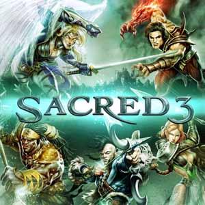 Comprar Sacred 3 Xbox 360 Code Comparar Precios