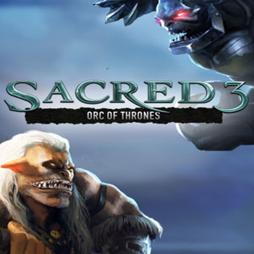 Comprar Sacred 3 Orc of Thrones CD Key Comparar Precios