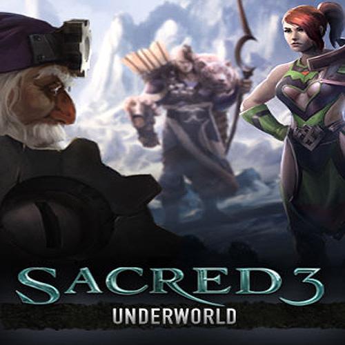 Sacred 3 Underworld Story