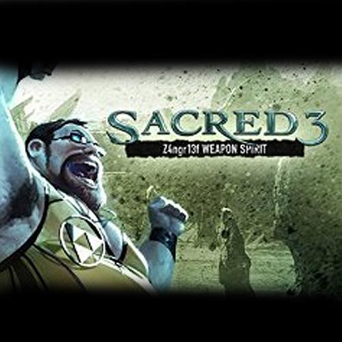 Comprar Sacred 3 Z4ngr13f Weapon Spirit CD Key Comparar Precios