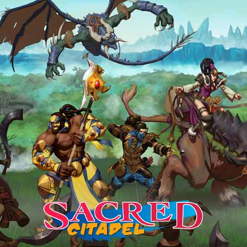 Descargar Sacred Citadel - key Steam