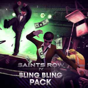 Comprar Saints Row 4 Bling Bling Pack CD Key Comparar Precios