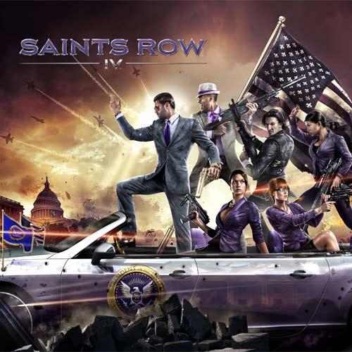 Descargar Saints Row 4 - key PC Steam