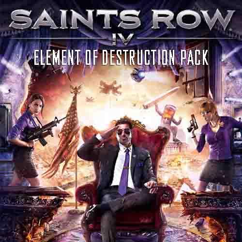 Comprar Saints Row 4 Element Of Destruction Pack CD Key Comparar Precios